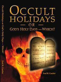 Occult Holidays Book Cover