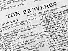 Church at Home: The Proverbs